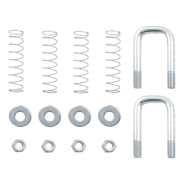 Gooseneck Safety Chain U-Bolt Kit