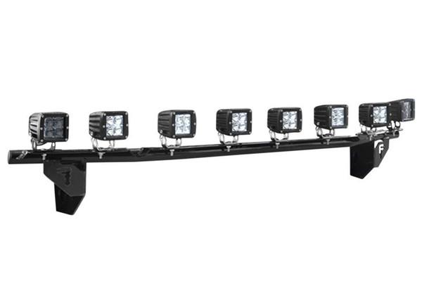 Light Bar w/Multi-Mount For LED Lights