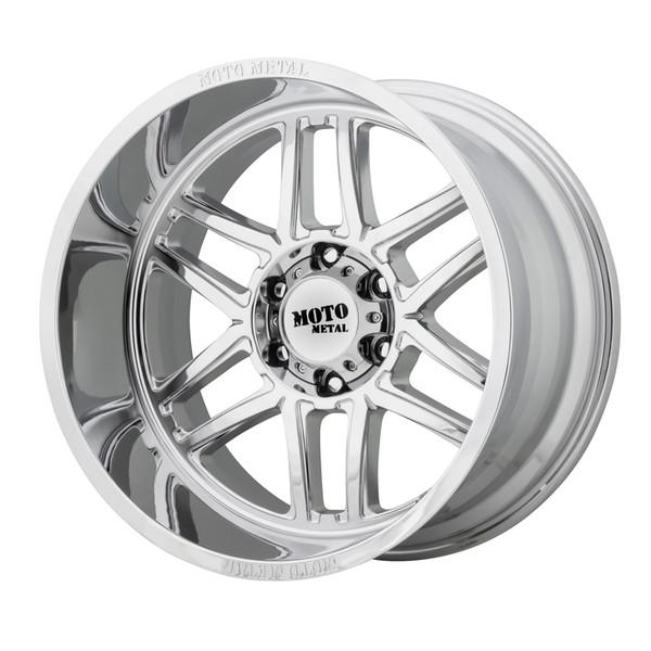 Moto Metal Chrome Folsom Wheels
