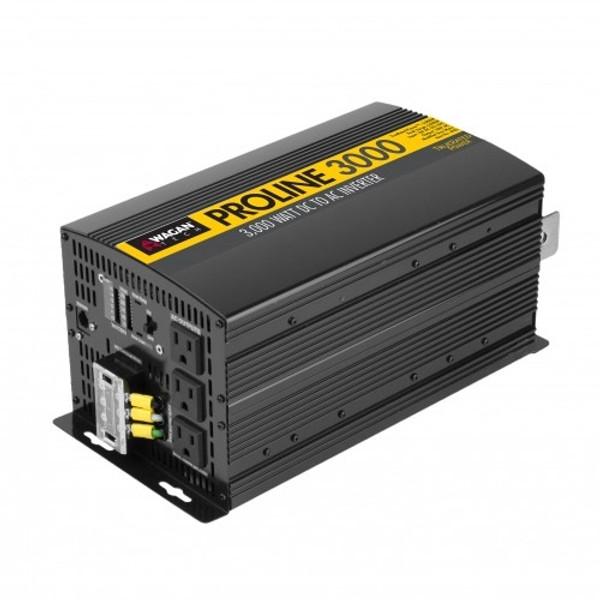 Proline Inverter 3000W + Remote