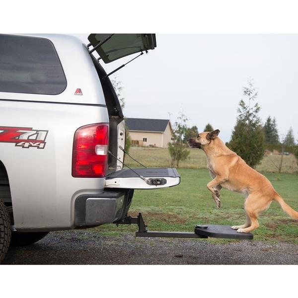 Twistep Dog Step for Trucks