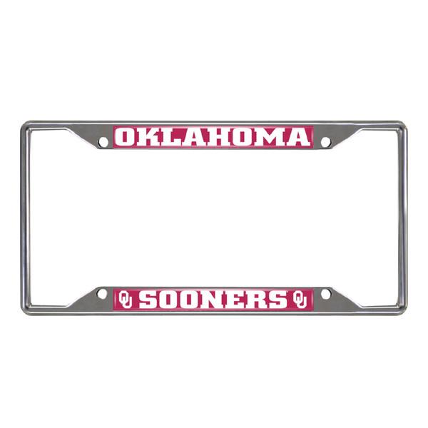 Oklahoma License Plate Frame