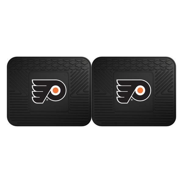 FanMats Philadelphia Flyers NHL 2pc Utility Mat