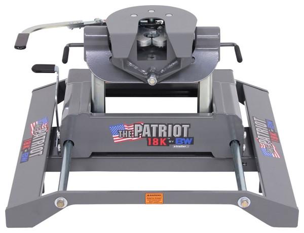 Patriot 18K Slider 5th Wheel Hitch Kit