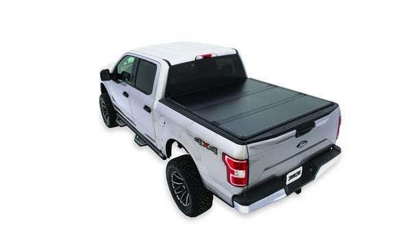 Tonno Pro Ultra-Fold Hard Aluminum Matte Black Truck Bed Cover