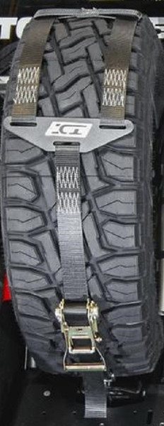 2 Point Tire Strap (tire not included)