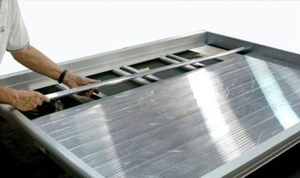 Aluma Plank Flooring System