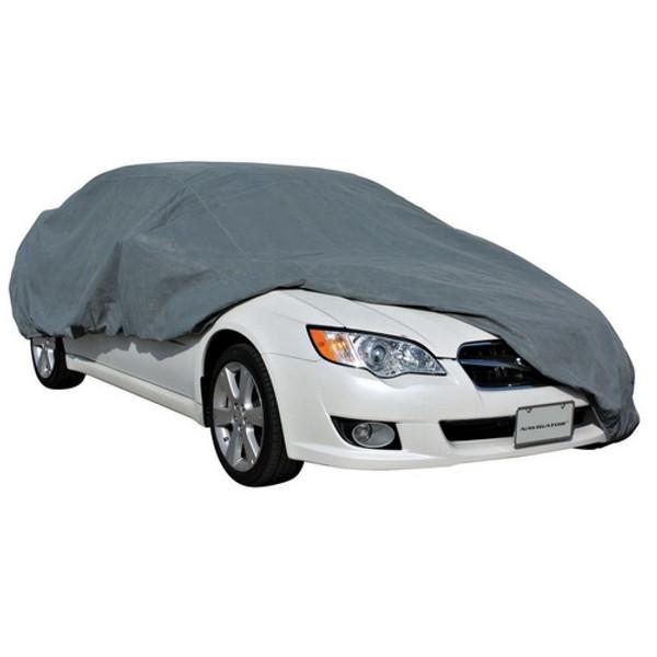Quadra-Tech Four Layer Car Cover