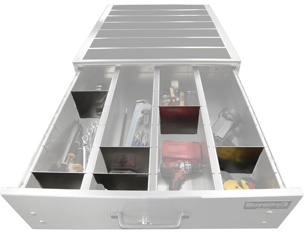 16-Piece Divider Kit for Slide Out Truck Bed Boxes