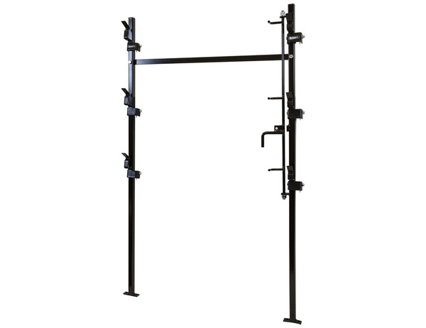 3-Position Snap-In Lockable Trimmer Rack for Open