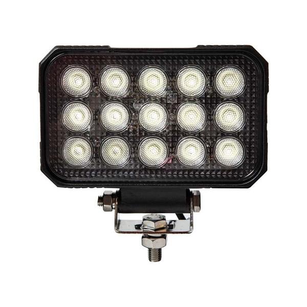 Ultra Bright Clear Flood Light - 15 LED
