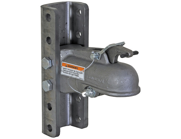 Cast Coupler with 5 Position Channel