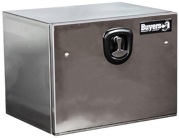 Stainless Steel Truck Box w/ Stainless Steel Door