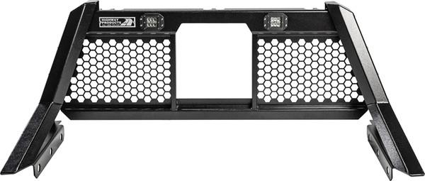 Aluminum Headache Rack Beast HD HD Open Mesh