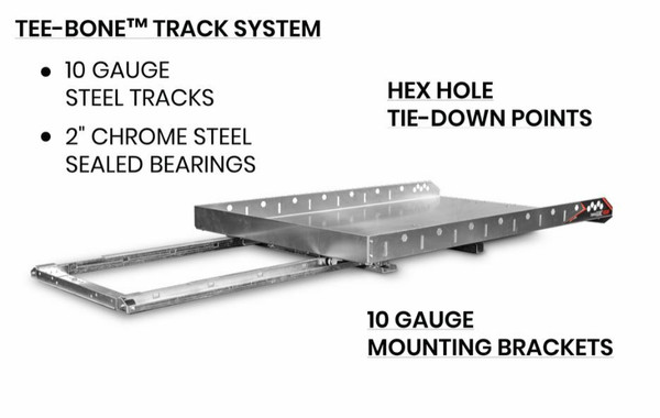XT4000 TruckSlide Pull Out Cargo Tray