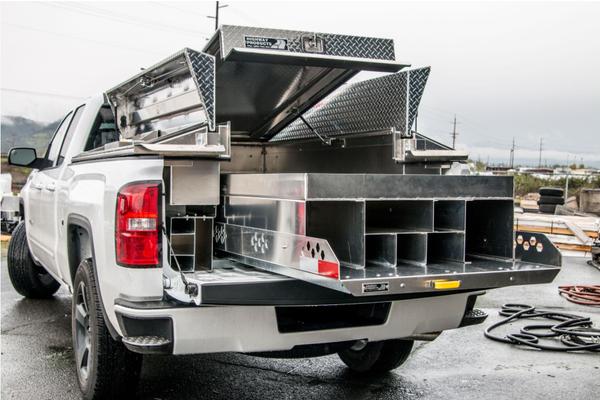 Surveyor Pack Truck Bed Organizer