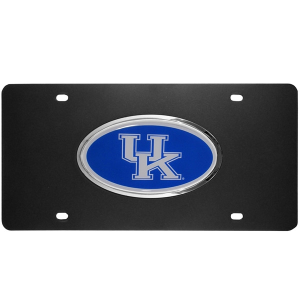 Kentucky Wildcats Acrylic License Plate