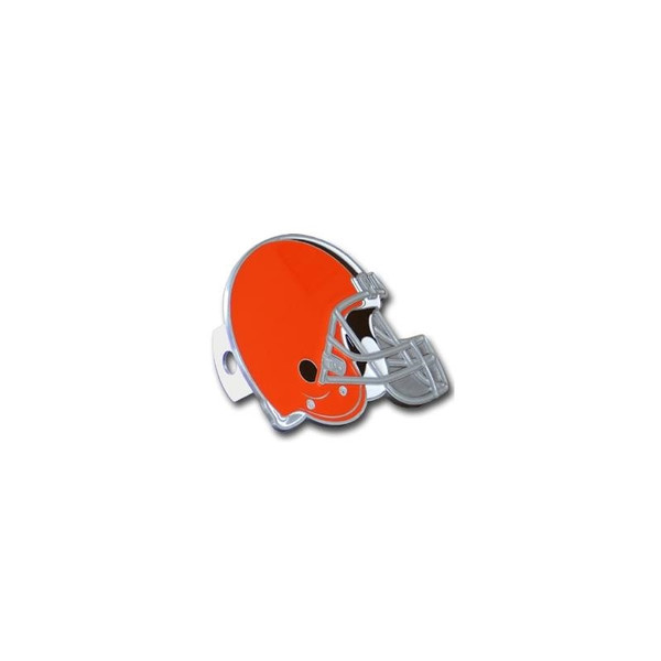 Cleveland Browns Large Hitch Cover Class II and Class III Metal Plugs