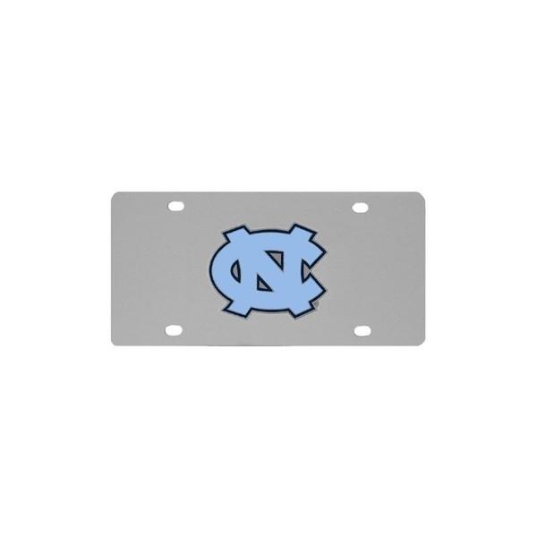 N. Carolina Tar Heels Steel License Plate