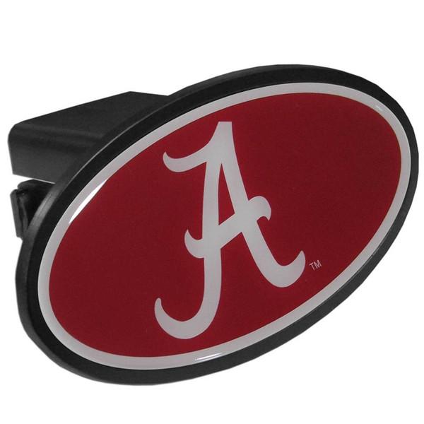Alabama Crimson Tide Plastic Hitch Cover Class III