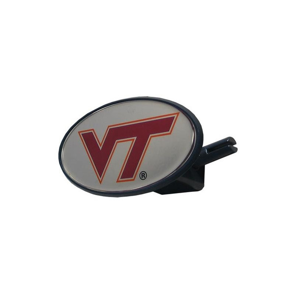 Virginia Tech Hokies Plastic Hitch Cover Class III