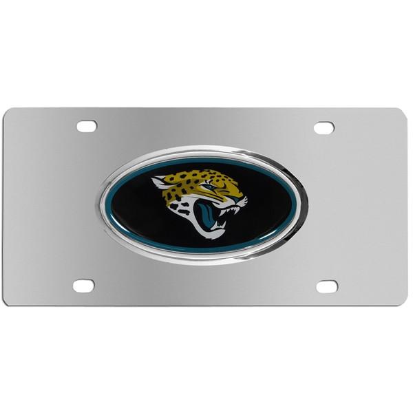 Jacksonville Jaguars Steel Plate
