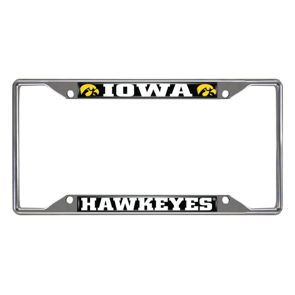Iowa License Plate Frame