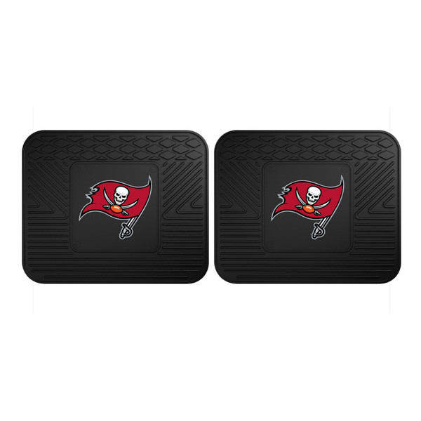 FanMats Tampa Bay Buccaneers NFL 2pc Utility Mat