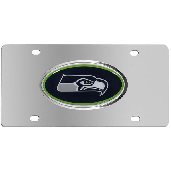 Seattle Seahawks Steel Plate