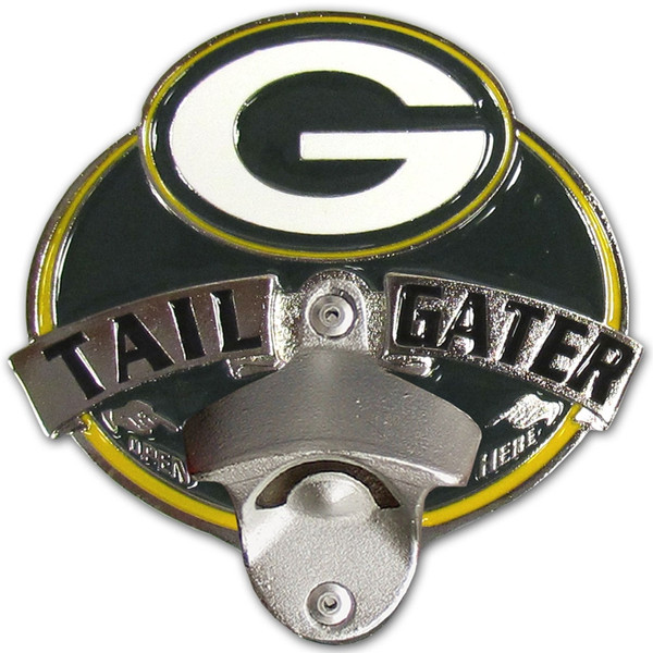 Green Bay Packers Tailgater Hitch Cover Class III