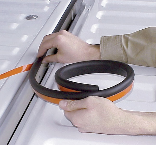 TrailSeal Truck bed Seal