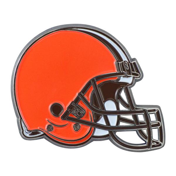 Cleveland Browns NFL Color Emblem