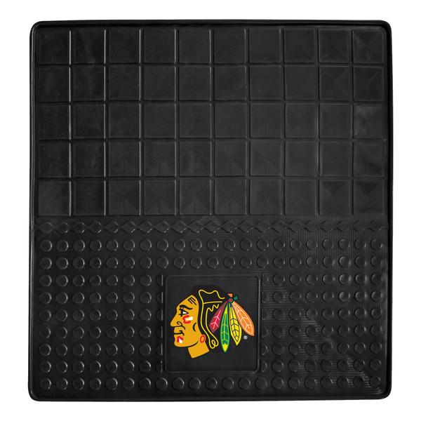 Chicago Blackhawks NHL Vinyl Cargo Mat