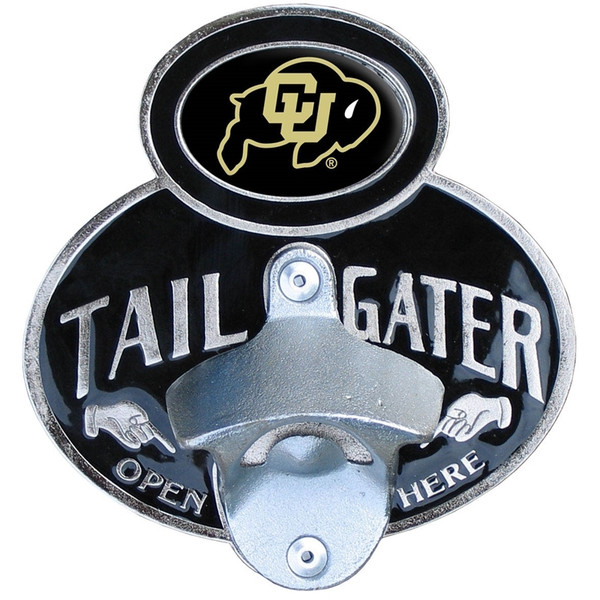 Colorado Buffaloes Tailgater Hitch Cover Class III