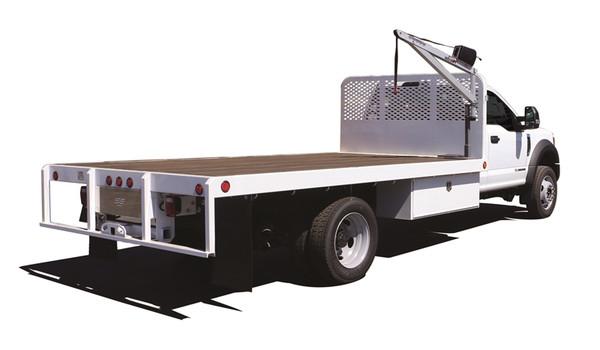 Platform Truck Crane Electric