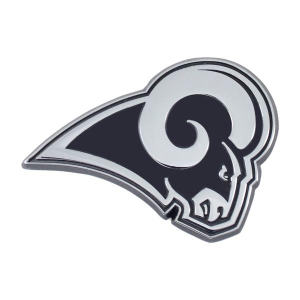 Los Angeles Rams NFL Chrome Emblem