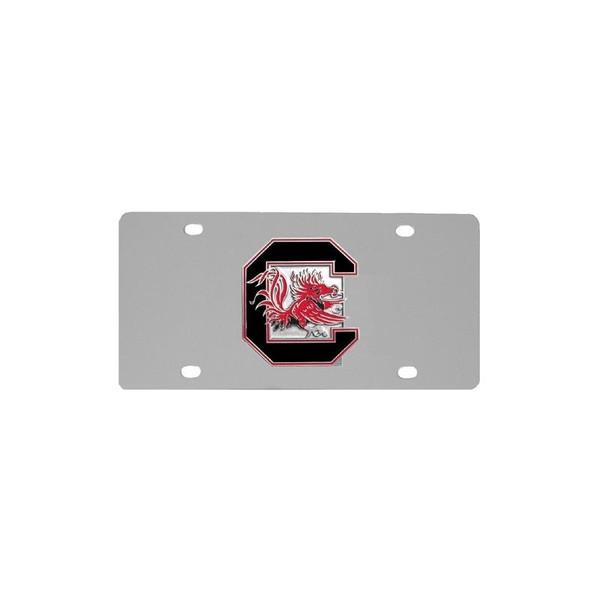 S. Carolina Gamecocks Steel License Plate