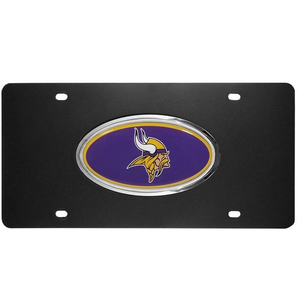 Minnesota Vikings Acrylic License Plate