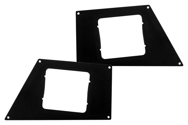 Fog Light Mounting Plate for BR5.5 and BR10.5 Front Bumper