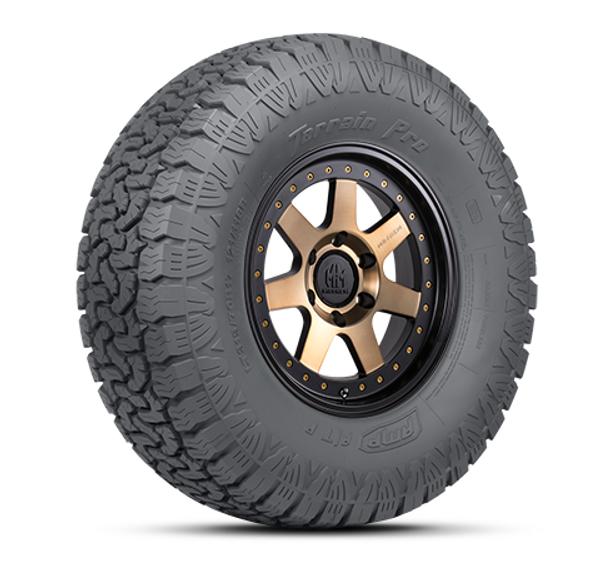 Terrain Pro A/T Tires