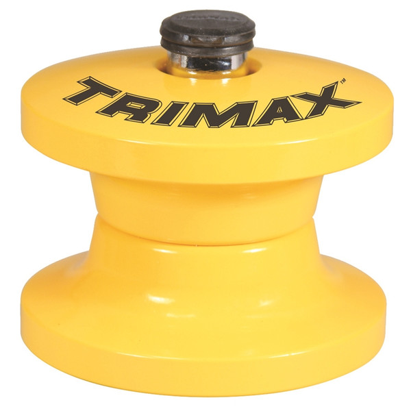 TRIMAX Lunette Tow Ring Lock-Fits 2-7/8 Inside Diameter Weather Resistant Metal Alloy