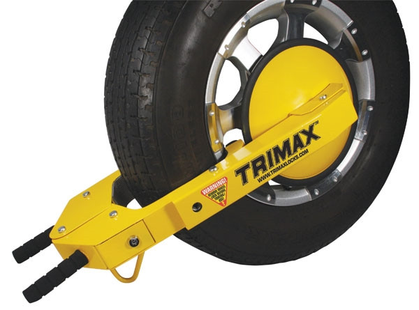 UltraMax TWL100 Adjustable Wheel Lock