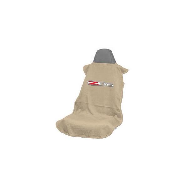 Corvette Tan Z6 Seat Armour