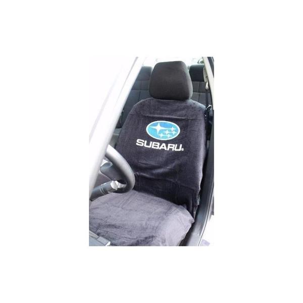 Subaru Grey Seat Armour
