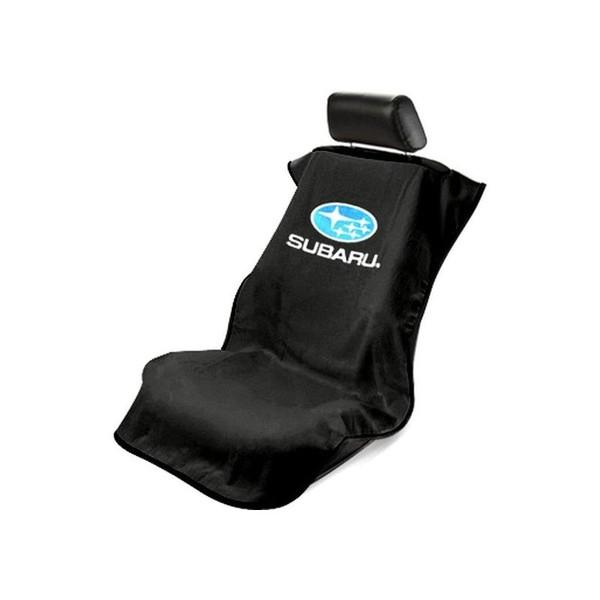 Subaru Black Seat Armour