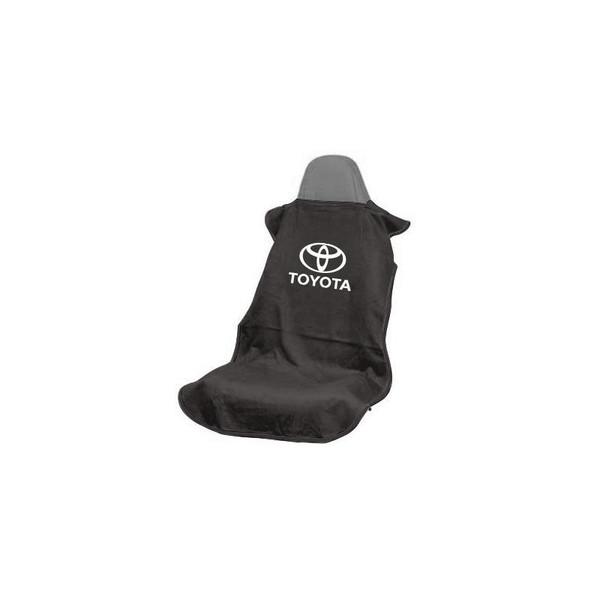 Toyota Black Seat Armour