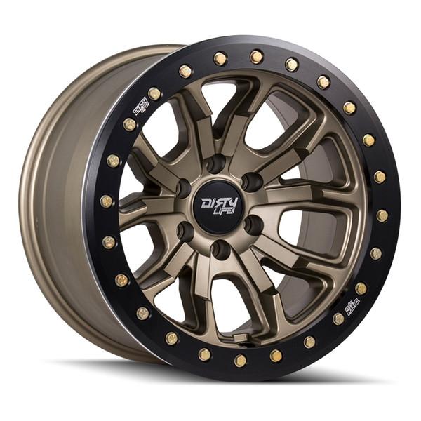 Dirty Life Bronze DT-1 Wheels 01