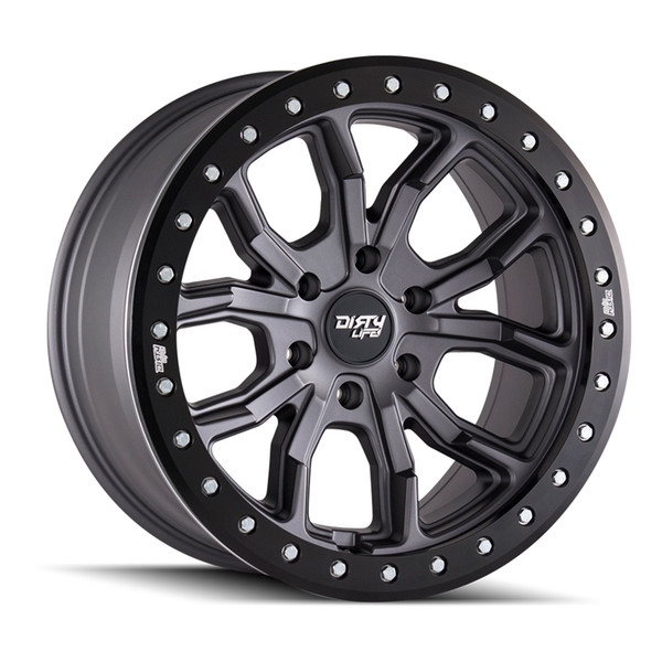 Dirty Life Grey DT-1 Wheels 01