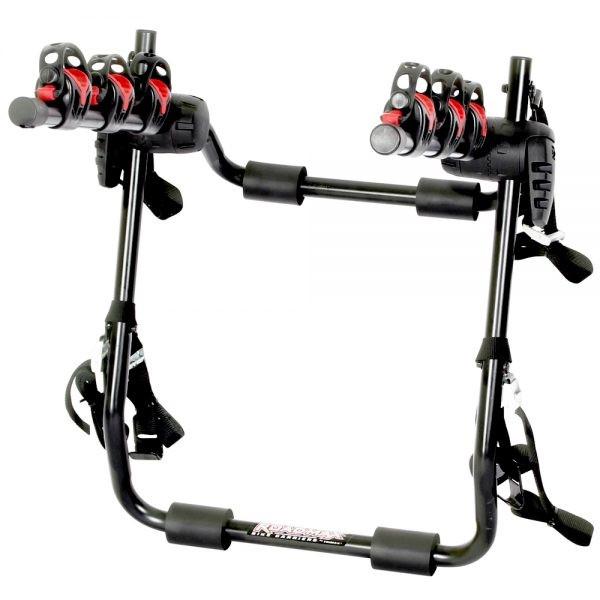 Three Bike Rack Universal Trunk Mounted