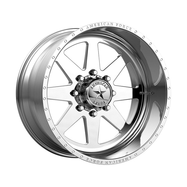 American Force Polished Independence SS Wheels